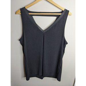 Banana Republic | Matte Jersey sleeveless blouse